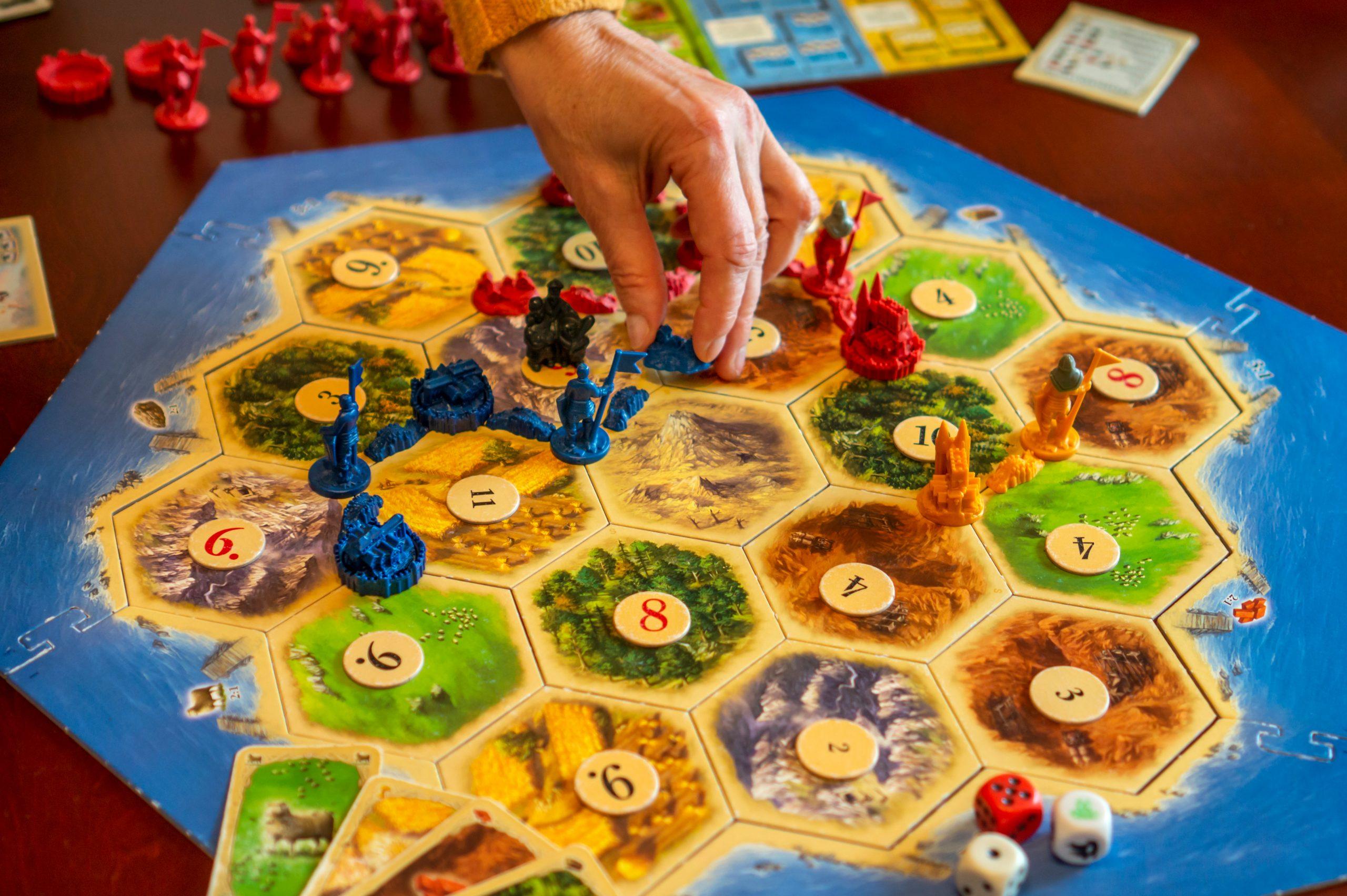 لعبة Settlers of Catan
