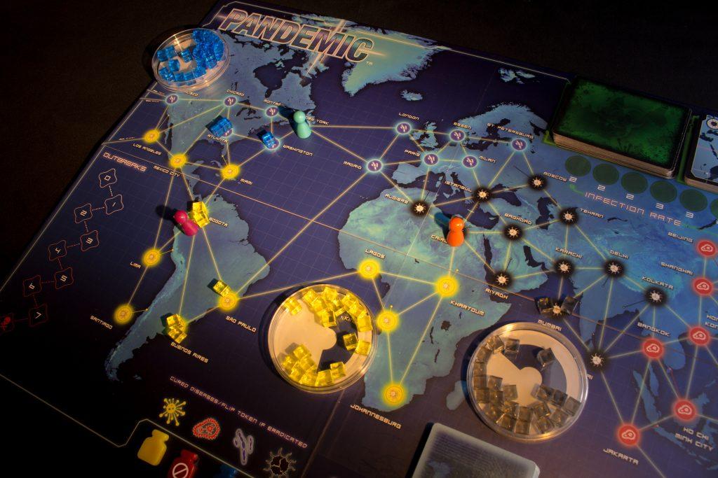 Quarantine online games