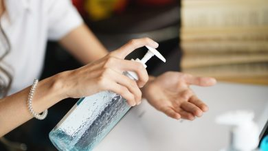 Protect yourself from Coronavirus and make your own hand sanitizer