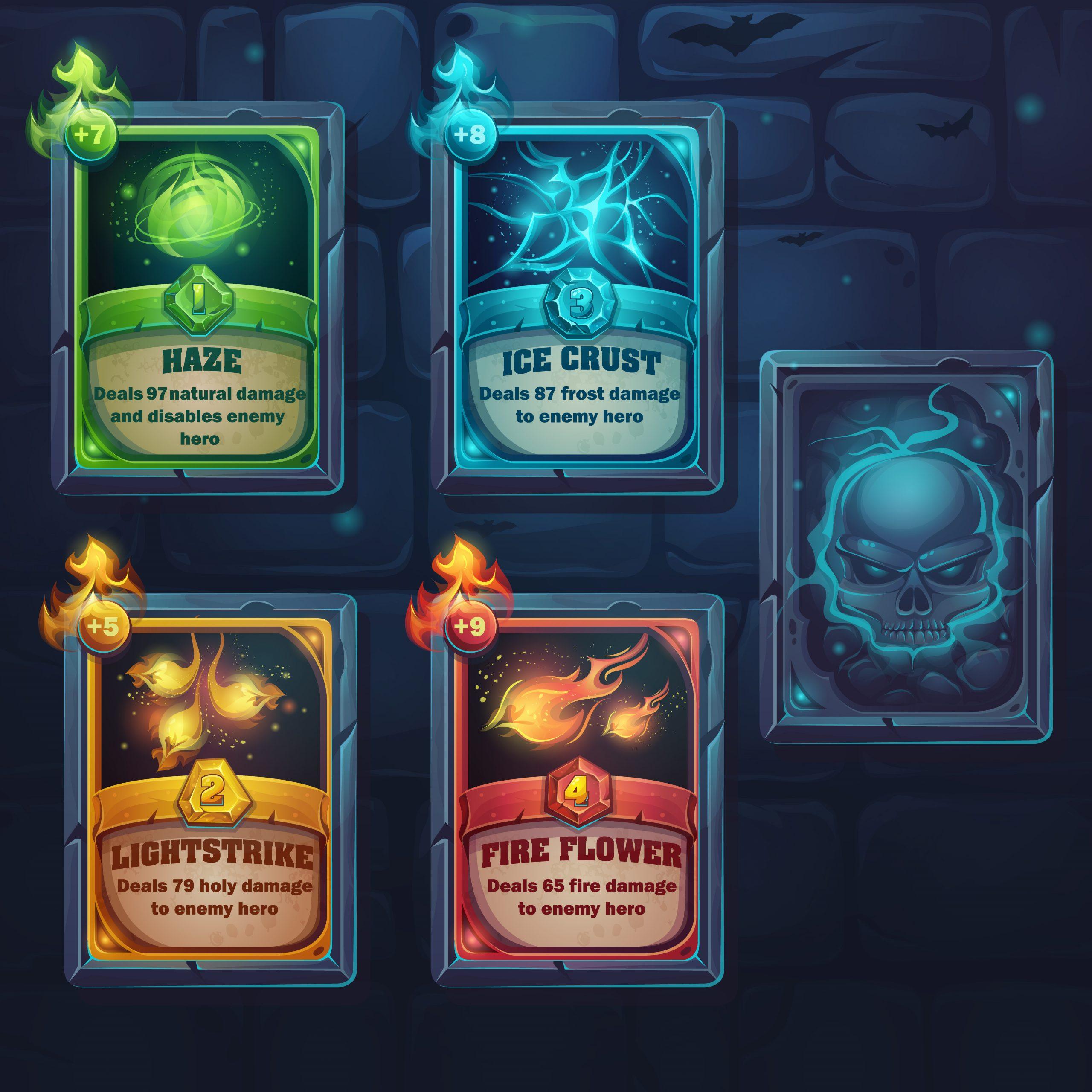لعبة Card games