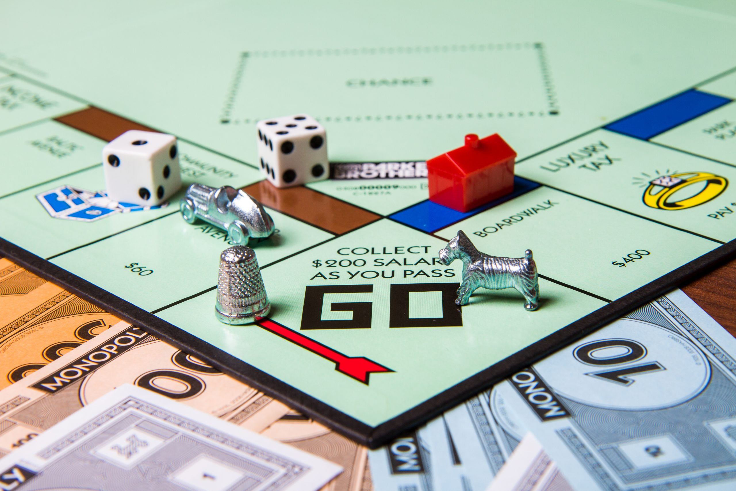 لعبة Monopoly