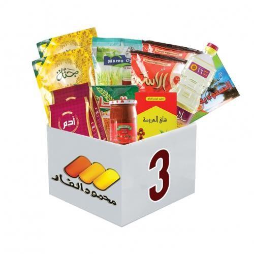 كرتونة رمضان - 12 قطعة - محمود الفار
