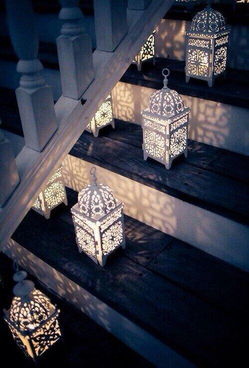 فوانيس رمضان الديكورية
