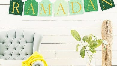 Photo of Start getting ready for Ramadan with these 16 simple decoration ideas!