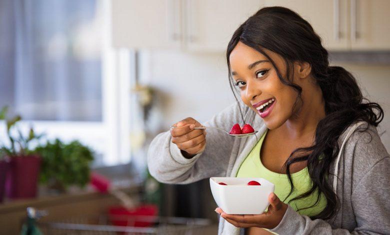 نصائح غذاية صحية
