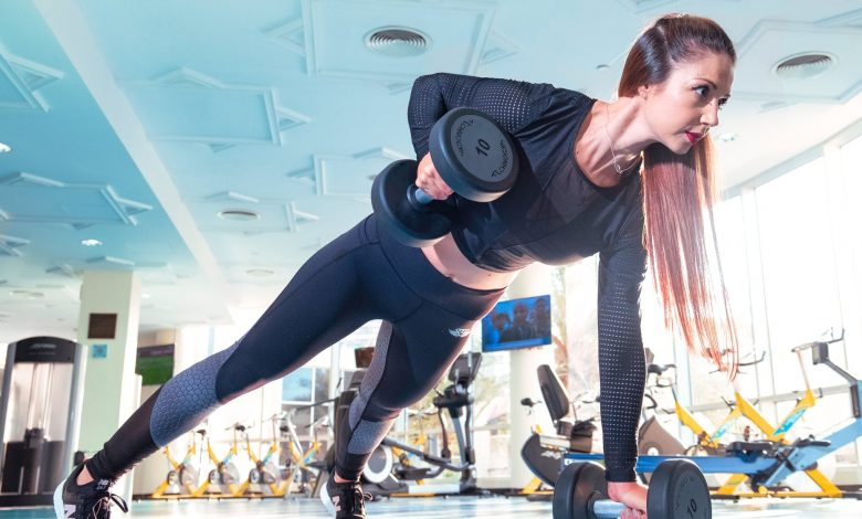 تمرينات CrossFit