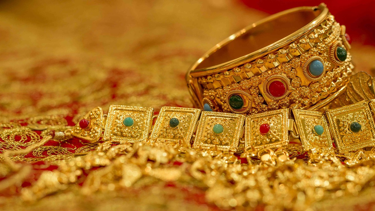 المجوهرات المصرية التقليدية