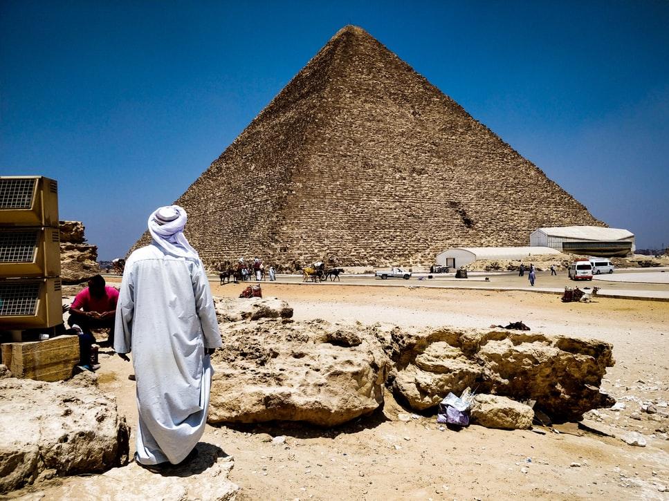 الزي المصري التقليدي للرجال