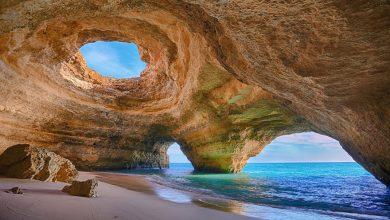 Photo of 7 من أكثر الشواطئ الفريدة وغير العادية في العالم!