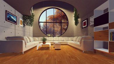 Photo of الألوان التي تثير ذكرى في كل ركن في منزلك!