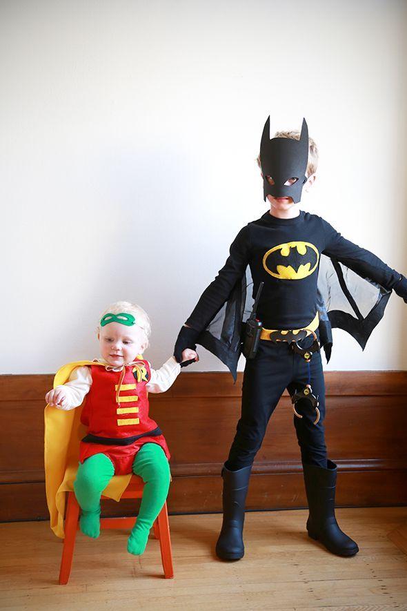 أزياء باتمان وروبن