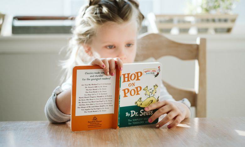 تحفيز الطفل على القراءة